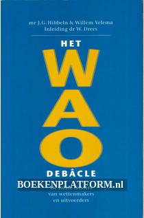 Het WAO-debacle