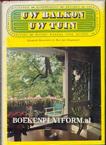 Uw balkon uw tuin