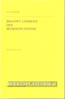 Beknopt leerboek der bedrijfseconomie