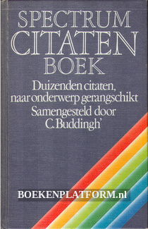 Spectrum Citatenboek