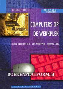 Computers op de werkplek MG.1-W