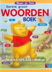 Winnie de Poeh eerste groot woordenboek