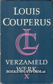 Louis Couperus verzameld werk X