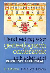 Handleiding voor genealogisch onderzoek in Nederland