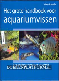Het grote handboek voor aquariumvissen