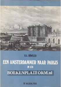 Een Amsterdammer naar Parijs in 1778