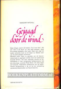 Gejaagd door de wind, trilogie