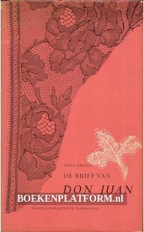 De brief van Don Juan