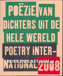 Poetry internationaal 2008