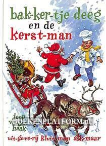 Bakkertje Deeg en de kerstman