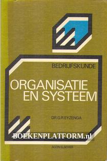 Organisatie en systeem