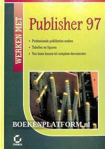 Werken met Publisher 97