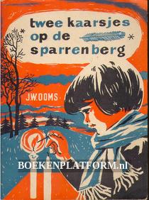 Twee kaarsjes op de Sparrenberg
