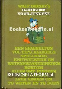 Walt Disney's handboek voor jongens