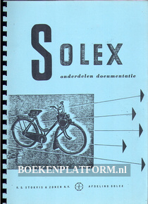 Solex onderdelen documentatie