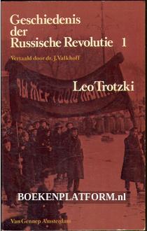 Geschiedenis der Russische Revolutie 1