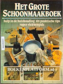 Het grote schoonmaakboek