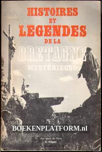 Histoires et legendes de la Bretagne
