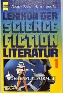 Lexikon der Science Fiction Literatur 1