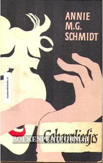 Cabaretliedjes Annie M.G.Schmidt