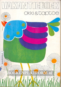 Vakantieboek Okki & Taptoe