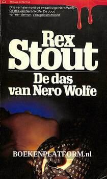 PD424 De das van Nero Wolfe