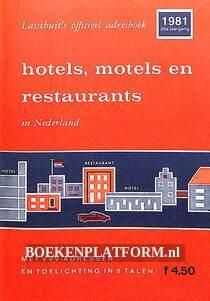Hotels, motels en restaurants in Nederland