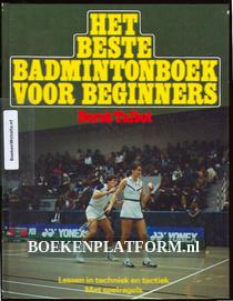 Het beste Badmintonboek voor beginners
