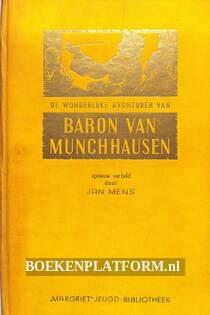 De wonderlijke avonturen van Baron van Munchhausen