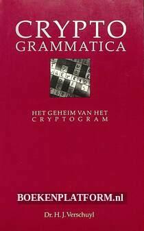 Crypto-grammatica