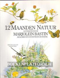12 maanden natuur