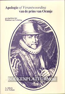 Apologie of verantwoording van de prins van Oranje