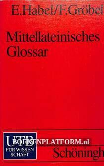 Mittel-lateinisches Glossar
