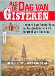 De Amsterdammers en de groei van hun stad