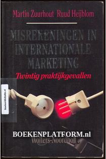 Misrekeningen in internationale marketing