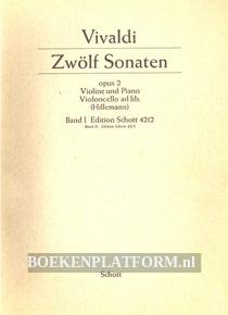 Vivaldi Zwölf Sonaten