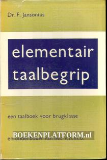 Elementair taalbegrip