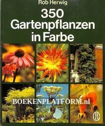 350 Gartenpflanzen in Farbe