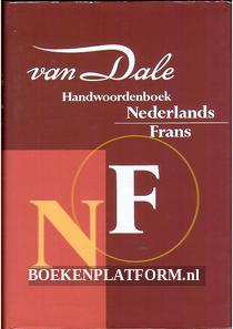 Van Dale Handwoordenboek Nederlands / Frans