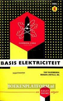 Basis elektriciteit E