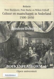 Cultuur en maatschappij in Nederland 1500-1850
