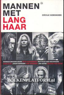 Mannen met lang haar