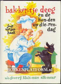 Bakkertje Deeg en de honden op dierendag