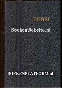Bijbel, de gansche heilige schrift