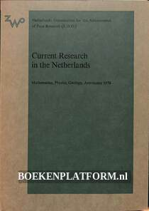 Current Research in the Netherlands