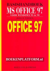 Basishandboek MS Office 97