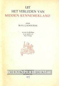 Uit het verleden van Midden-Kennemerland