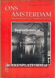 Ons Amsterdam 1954 no.11