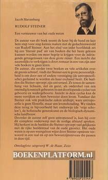 Rudolf Steiner, een vernieuwer van het oude weten
