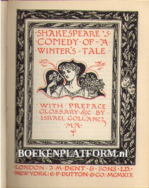 Shakespeare's Comedy of a Winters Tale
